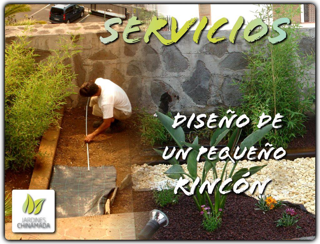SERVICIOS – DISEÑO DE UN PEQUEÑO RINCÓN EN SANTA CRUZ DE TENERIFE ...